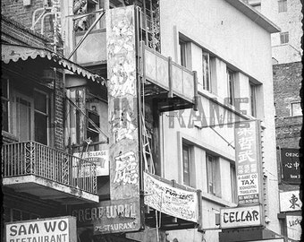 Chinatown,San Francisco,China,Chinese,Photography,Black and White