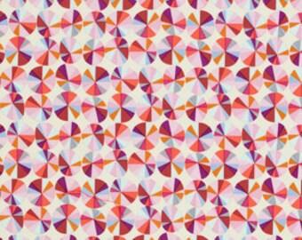 Anna Maria Horner Field Study fabric // Sundials in Glow // 1 yd