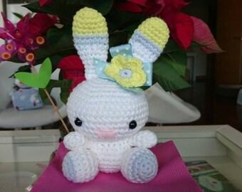 Precious Bunny amigurumi