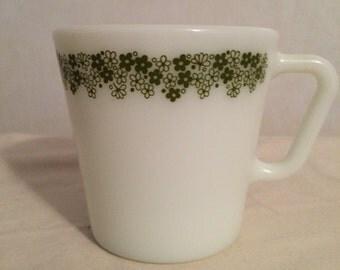 Vintage Crazy Daisy Mug