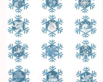 Snowflake Stories Set
