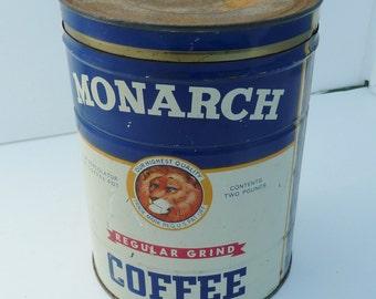 Monarch Coffee Lion trademark