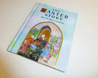 Vintage Easter book