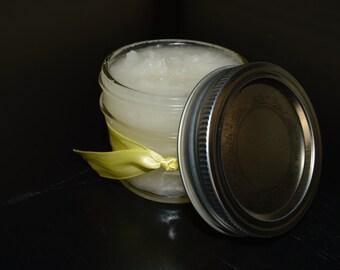 24 pack - 4 oz Organic Graduation Favor Sugar Scrubs - Caps Class