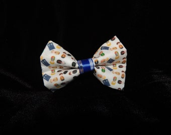 Doctor Who Hair Bow- The Doctors