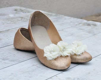 Ivory shoes Wedding shoes Ivory flats low heels Ivory Wedding shoes Glitter wedding shoes Wedding shoes blue Glitter shoes Bridal shoes