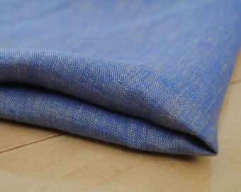 Japanese Fabric Lithuania Linen 100% Chambrey