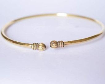arm cuff, upper arm cuff, Armlet,  Brass arrmlet ,hammered armlet, armlet bracelet, tribalm armlet, gypsy armlet