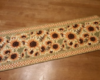 The Big Easy Quilted Table Runner