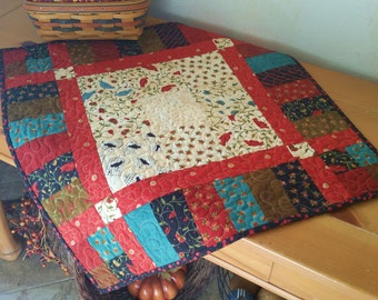 Simplicity Quilted Table Topper