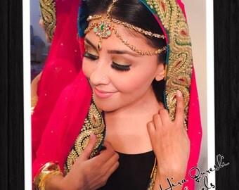 Mathaa patti !! headpiece