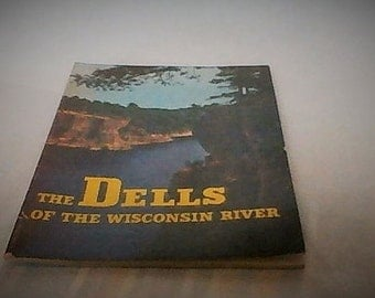 The Dells Of The Wisconsin  River!!!  1947