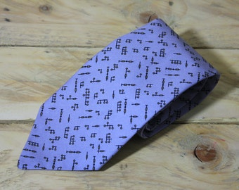 Vintage necktie-Cesual tie-Men's-Retro style