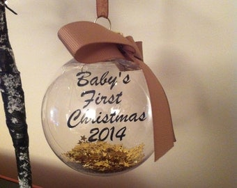 Baby's First Christmas 2015 will be added