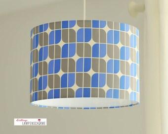 Lampshade, lamp, Retro