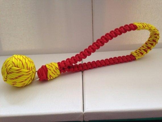 Monkey Knot Dog Toy Dog Toy Monkey's Fist Toy