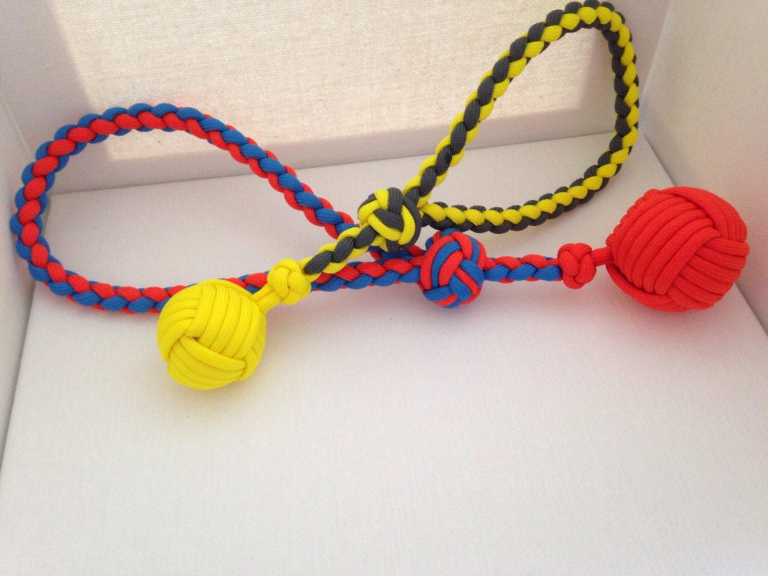 How To Make Dog Toys Out Of Paracord