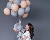 Balloon Set: Blush