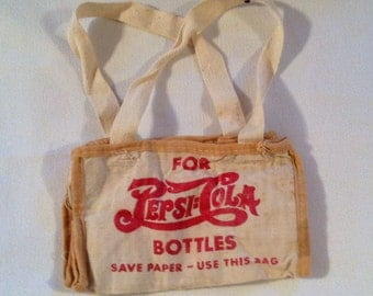 Pepsi Cola Cloth Bag
