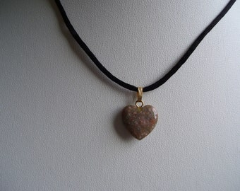 Necklace Jasper Gemstone