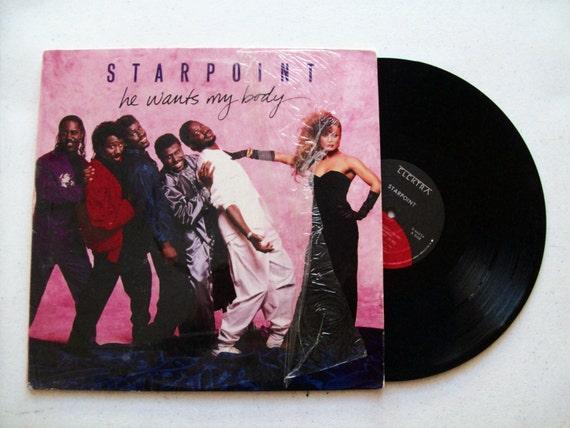 Starpoint He Wants My Body 12 Vinyl 33 Rpm 1987