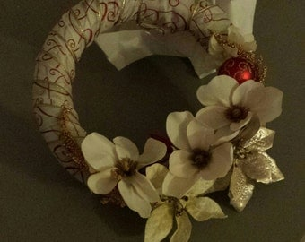 9.8 inch Christmas wreath