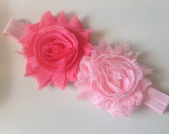 SALE! Sweet Pink Baby Headband