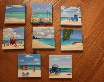 Custom Little Original Paintings Made to Order!