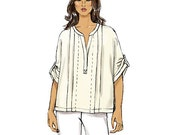 Butterick Pattern B6147 Misses'/Women's Top and Tunic