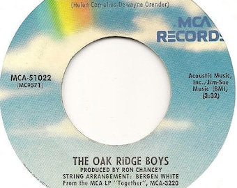 The Oak Ridge Boys Ready To Take My Chances / Beautiful You