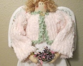 Spring Angel Wall Hanging