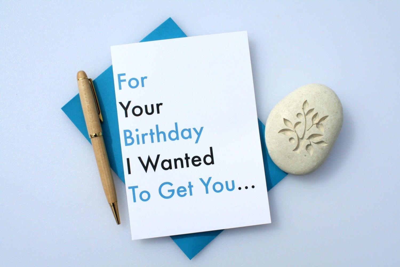 naughty cards  etsy, Birthday card