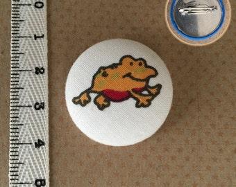 Frog, frog, rana