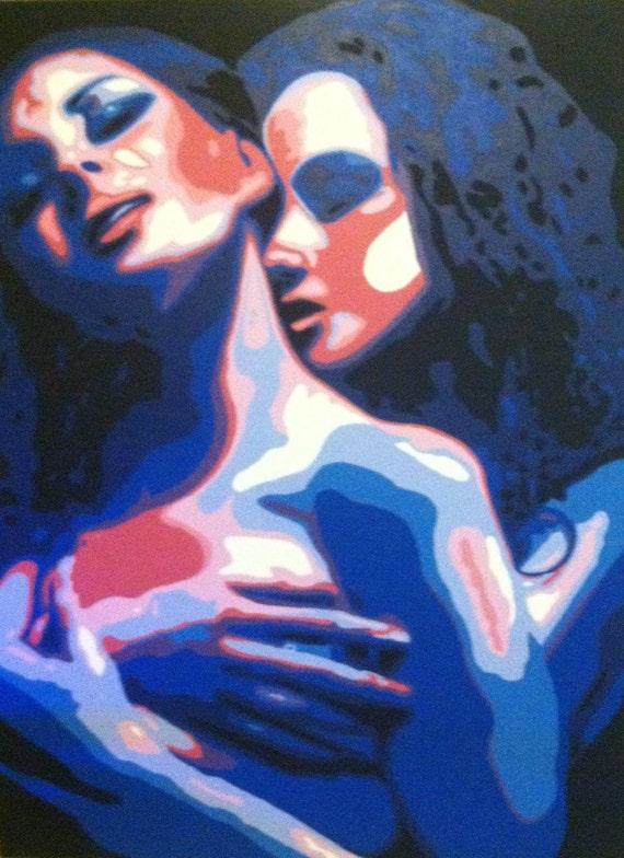 Lesbian Art Prints 80
