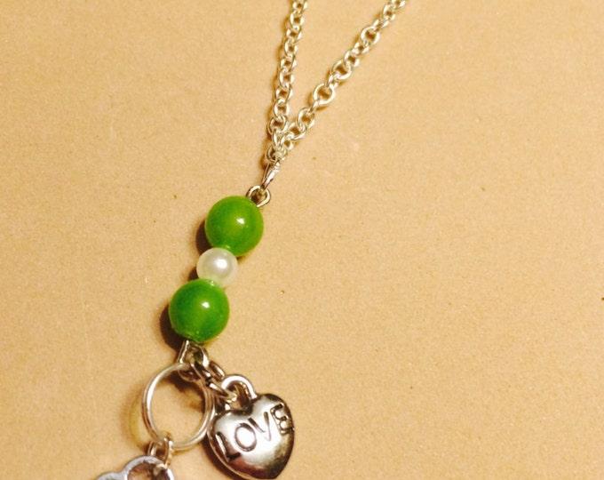 Little Girl's Flower Necklace