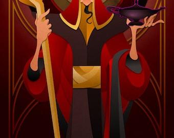Disney Villains Series - Jafar