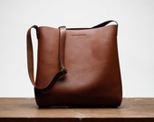 Australian Leather Tote Bag, Small, Shoulder Bag, Crossbody, Cross Body, Satchel, Brown, Laptop, MacBook, Handbag, Messenger, Folio, Ipad,