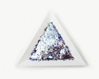 Solvent Resistant Glitter Mix, RAINY DAY