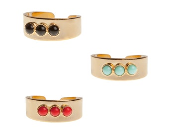 Ring Gabriella gold