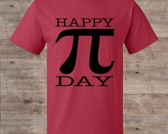 Funny Pi Day T-Shirt Happy Pi Day 3.14 School Pie Tshirt Gift For Her Gift For Him Tee College Science Humour Math Nerd Cool Geek MB27