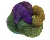 Sock Yarn, Splendiferous, Scottish Thistle, 425yds.