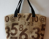 Market Tote (ON SALE 50% off)