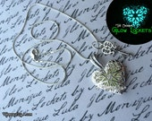 Key to my Heart Glow Locket ®