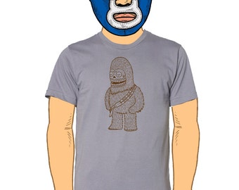 Chewy Calavera Mens T-Shirt Small, Medium, Large, XL in 6 Colors