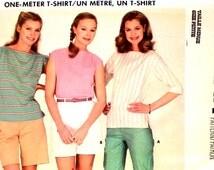 UNCUT 1 Metre I Yard Shirt Bust 30 Size Petite