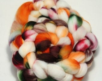 Handpainted Superwash Merino 4oz