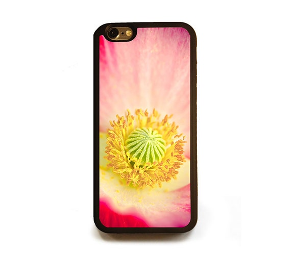 silicone case for iPhone 6 or 6s, women, pink cell phone case ...
