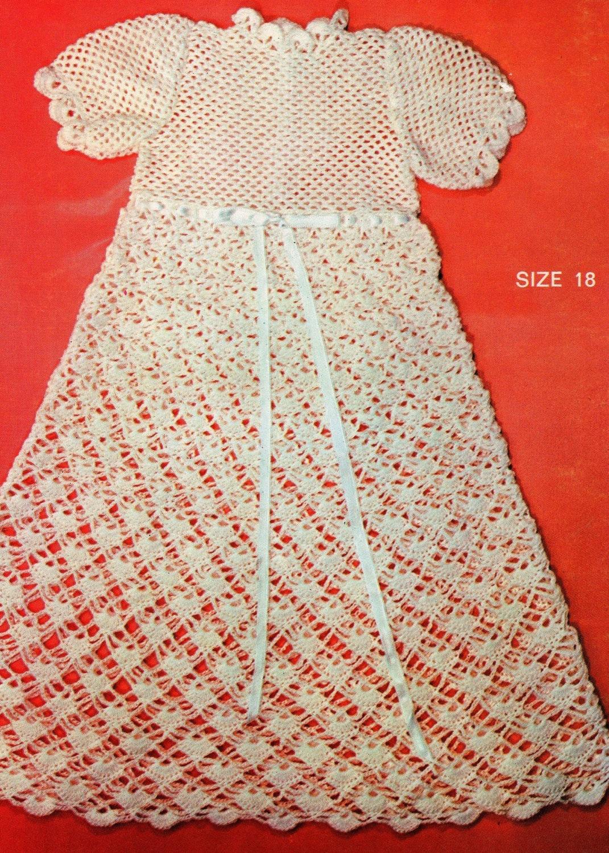 PDF Crochet Pattern / Vintage Baby Crochet by ...