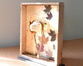 Prayer Hands Meditation Altar Box Shrine