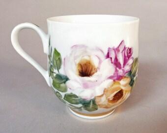 Four Leaf Clover Ladies Mug